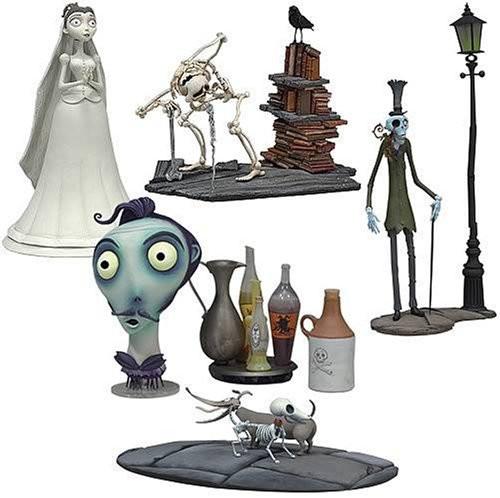 McFarlane Toys Corpse Bride Series 2 Mini Figure Boxed Set