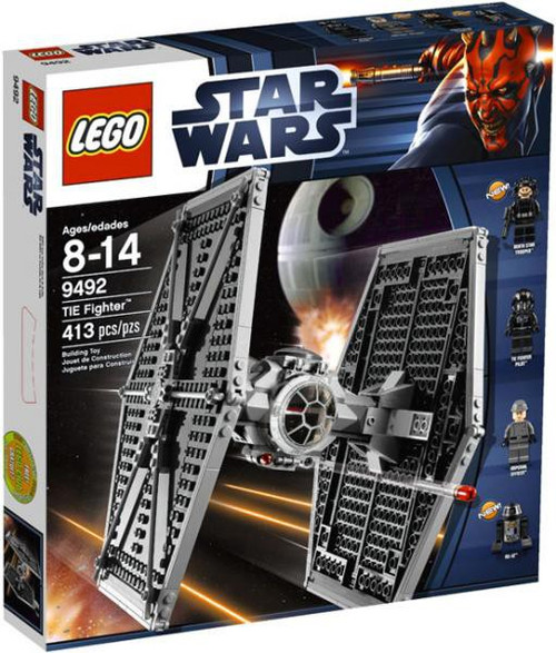 LEGO Star Wars A New Hope TIE Fighter Set #9492