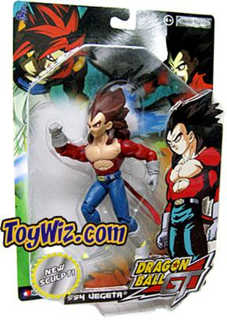 Dragon Ball GT Series 4 SS4 Vegeta Action Figure