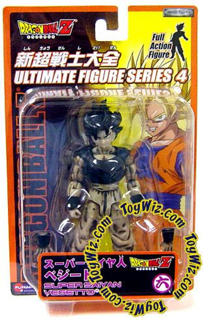 Dragon Ball Z Ultimate Figure Series 4 SS Vegito Action Figure