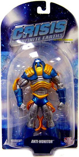 DC Crisis on Infinite Earths Series 2 Anti-Monitor Action Figure