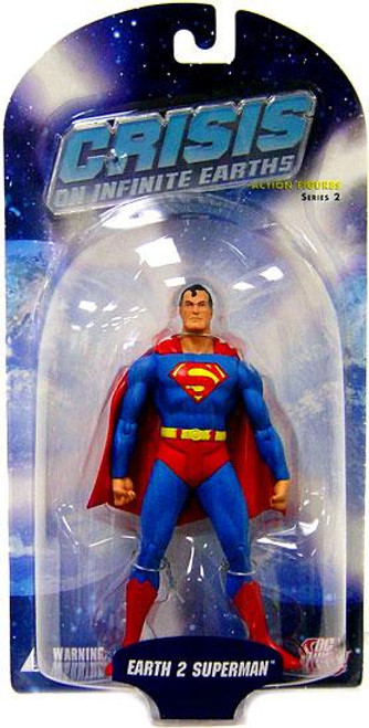 DC Crisis on Infinite Earths Series 2 Earth 2 Superman Action Figure