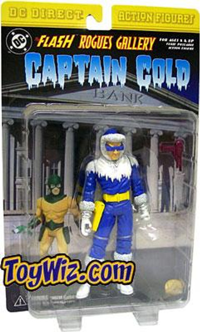 DC Rogues Gallery Captain Cold Action Figure