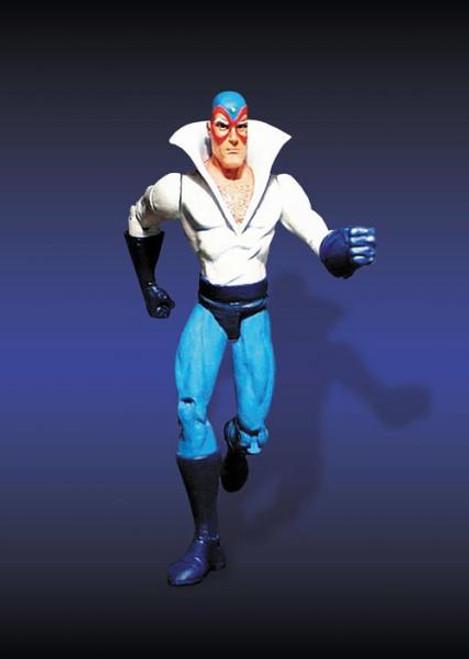 DC Speedsters Max Mercury Action Figure