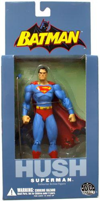 Batman Hush Series 2 Superman Action Figure