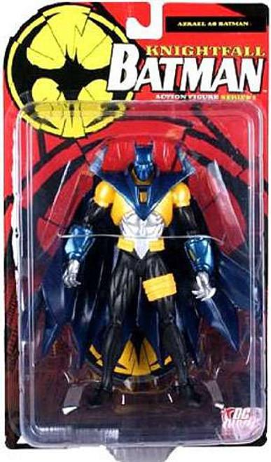 Knightfall Azrael as Batman Action Figure