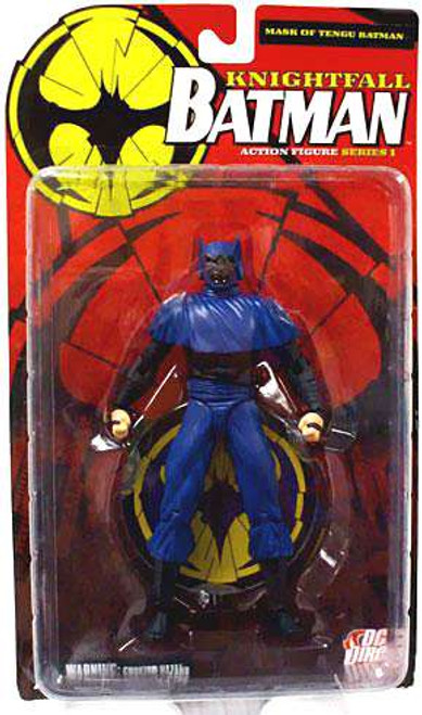 Knightfall Mask of Tengu Batman Action Figure