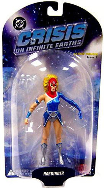 DC Crisis on Infinite Earths Series 1 Harbinger Action Figure