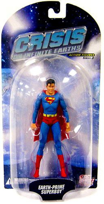 DC Crisis on Infinite Earths Series 3 Earth Prime Superboy Action Figure