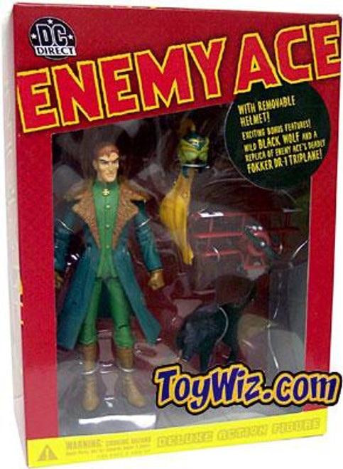 DC Enemy Ace Action Figure