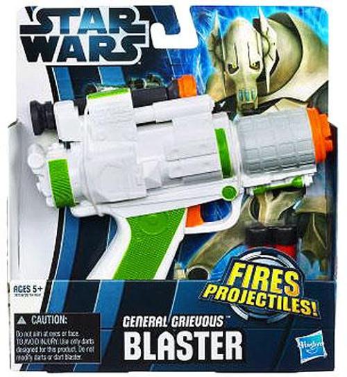 Star Wars Blasters General Grievous Blaster Roleplay Toy