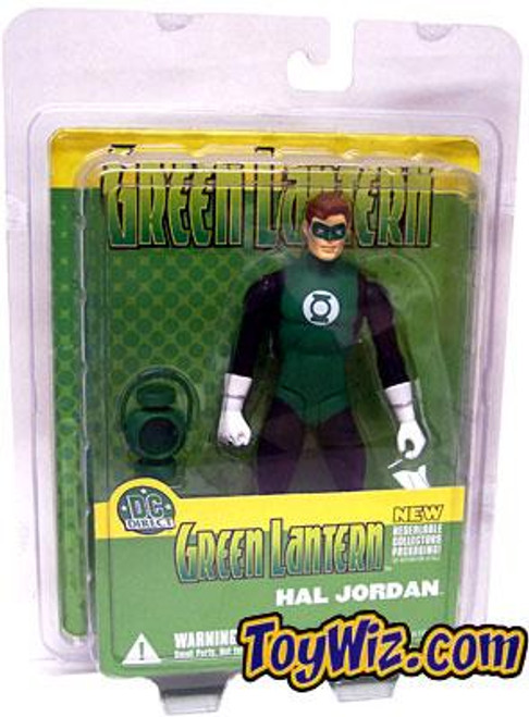 DC Green Lantern Resealable Hal Jordan Action Figure
