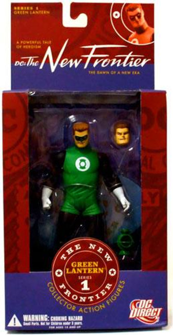 DC The New Frontier Series 1 Green Lantern Action Figure