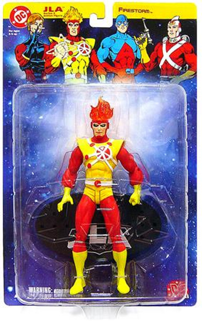 DC JLA Series 2 Firestorm Action Figure