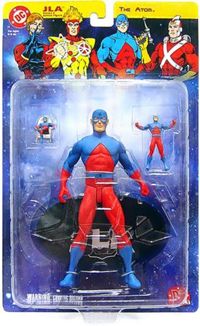 DC JLA Series 2 The Atom Action Figure