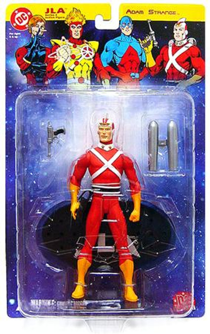 DC JLA Series 2 Adam Strange Action Figure