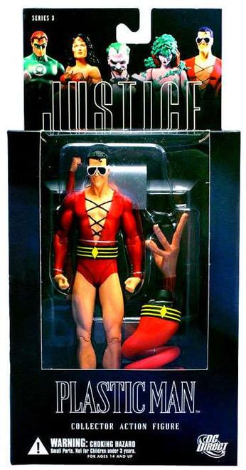 DC Alex Ross Justice League Series 3 Plastic Man Action Figure