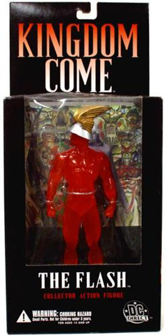 DC Kingdom Come Series 3 The Flash Action Figure