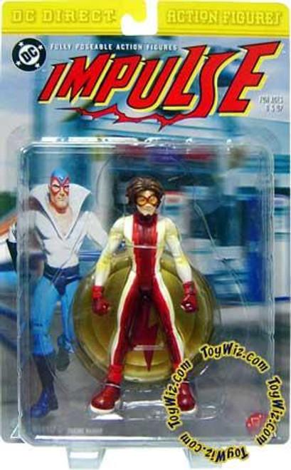 DC Speedsters Impulse Action Figure