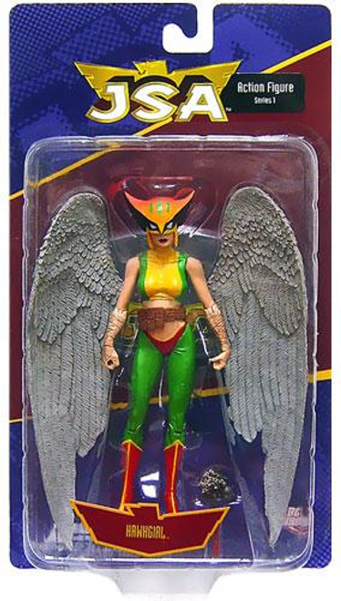 DC JSA Series 1 Hawkgirl Action Figure