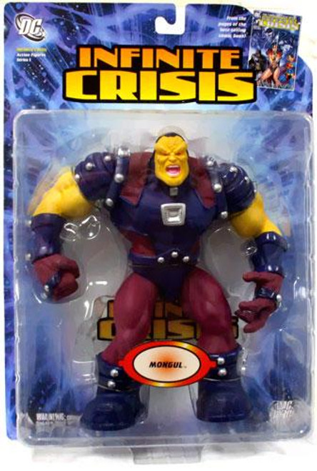DC Infinite Crisis Series 1 Mongul Action Figure