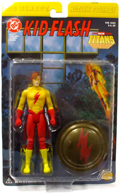 DC The Flash The New Teen Titans Kid Flash Action Figure