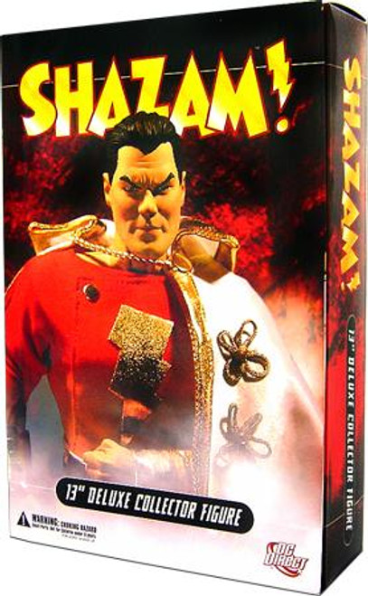 "DC 13"" Deluxe Shazam Collectible Figure"