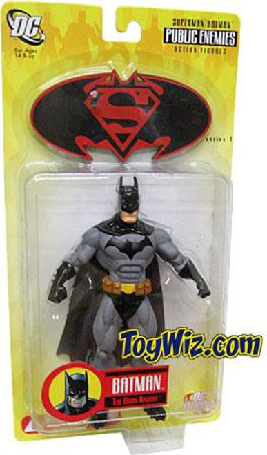 Superman / Batman Superman Batman Series 1 Public Enemies Batman Action Figure