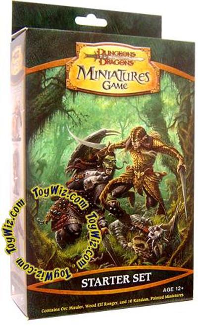 Dungeons & Dragons Trading Miniatures Game War Drums Starter Set