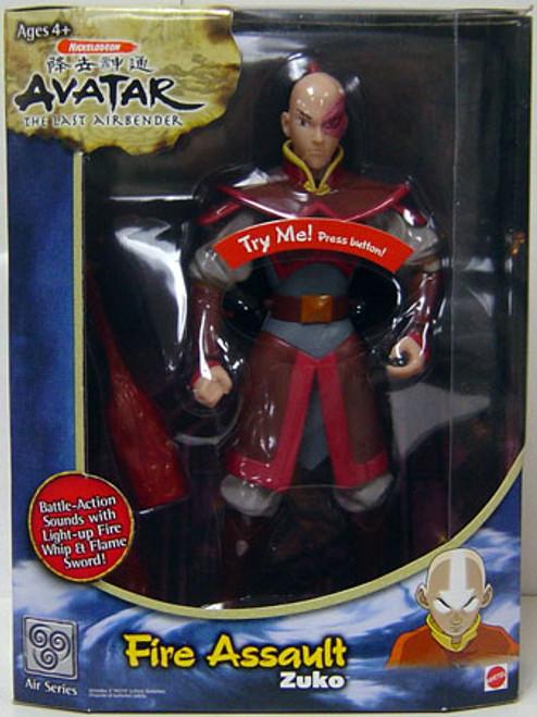 Avatar the Last Airbender Zuko Action Figure [Flame Assault]