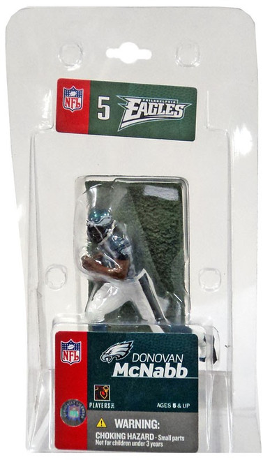 McFarlane Toys NFL Philadelphia Eagles Sports Picks 3 Inch Mini Donovan McNabb Mini Figure