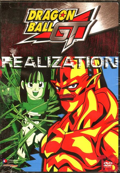 Dragon Ball GT Shadow Dragon Saga Realization DVD #13 [Uncut]
