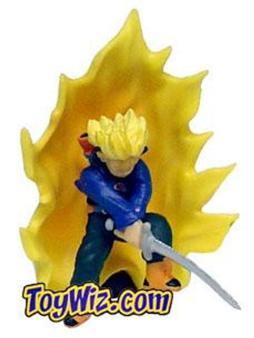Dragon Ball Z Capsule Toy Trunks PVC Figure [Stance B]