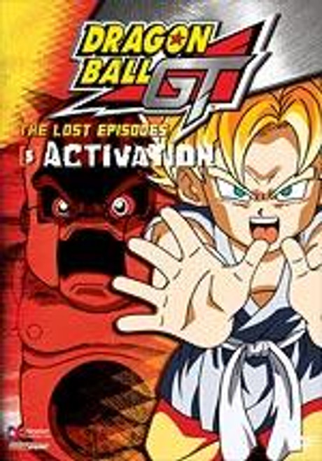 Dragon Ball GT The Lost Episodes - Activation DVD #05 [Uncut]