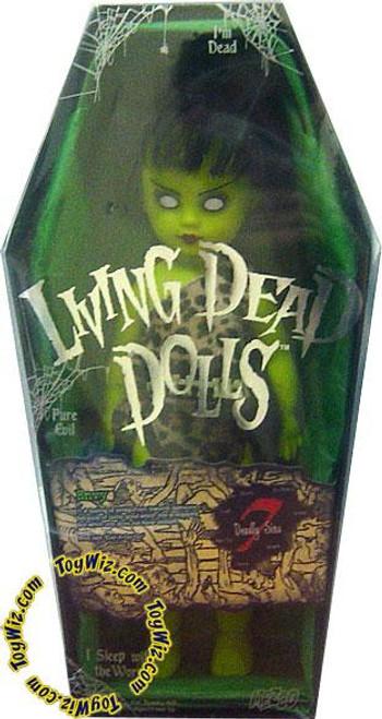Living Dead Dolls 7 Deadly Sins Envy Doll