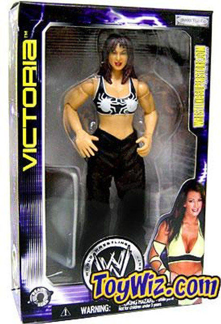 WWE Wrestling Exclusives Victoria Exclusive Action Figure