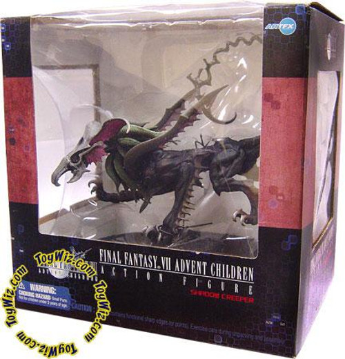 Final Fantasy VII Advent Children Monster Collection Shadow Creeper PVC Figure
