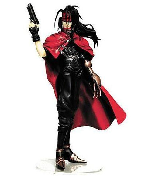 Final Fantasy VII Advent Children Series 2 Vincent Valentine Cold-Cast Resin Statue