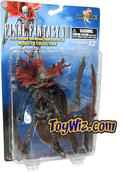 FInal Fantasy VIII Monster Collection Forbidden Action Figure #43