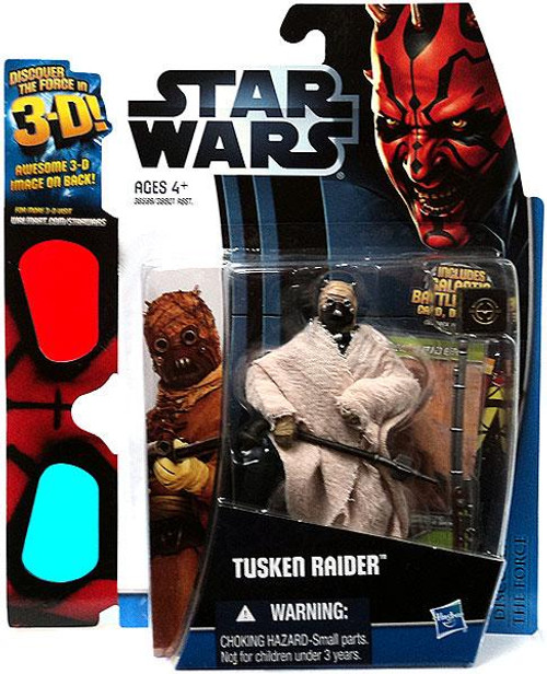 Star Wars The Phantom Menace Discover the Force 2012 Tusken Raider Exclusive Action Figure