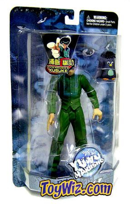 Yu Yu Hakusho Ghost Files Series One Yusuke Action Figure