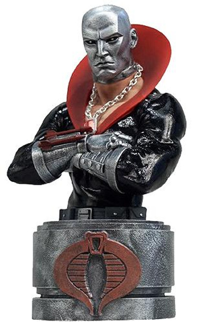GI Joe Destro Exclusive Resin Bust