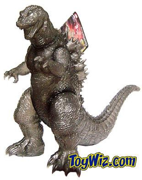 Godzilla 2001 Exclusive Godzilla Exclusive 7-Inch Vinyl Figure [Translucent Black]