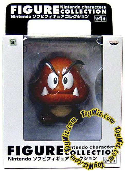 Super Mario Bros Goomba 4-Inch Vinyl Figure