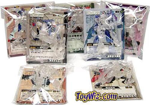 Gundam Imported Set of 7 PVC Figures