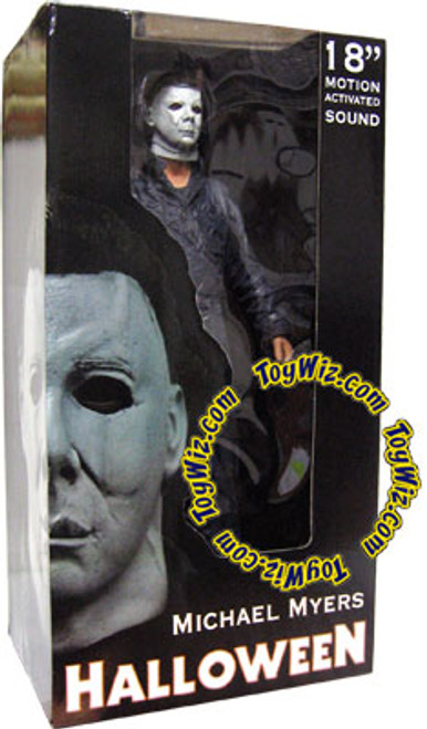 NECA Halloween Reel Toys Michael Myers Action Figure