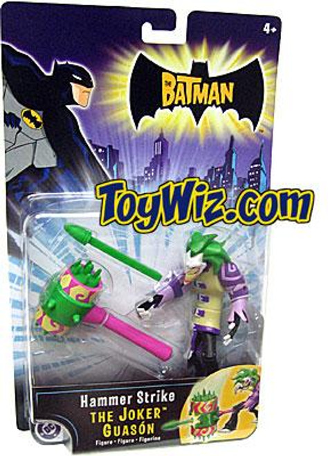 The Batman The Joker Action Figure [Hammer Strike]