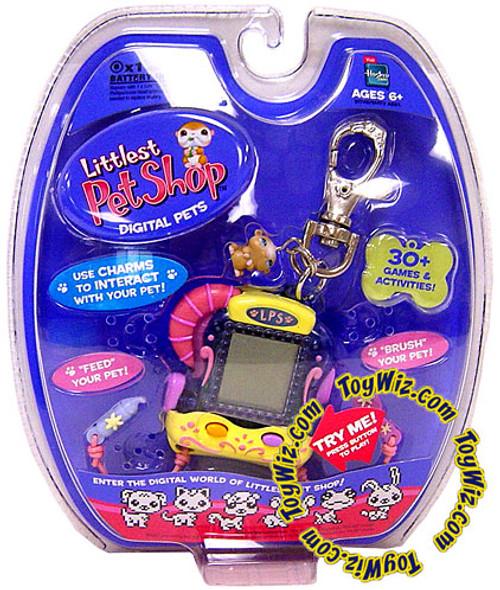 Littlest Pet Shop Digital Pets Hamster Electronic Toy