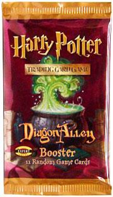 Harry Potter Trading Card Game Diagon Alley Booster Pack