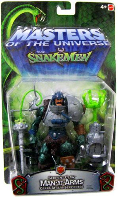 Masters of the Universe Vs. The Snake Men Man-At-Arms Action Figure [Serpent Claw]